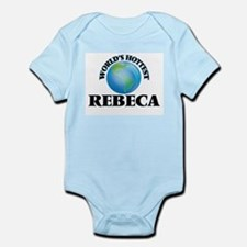 World's Hottest Rebeca Body Suit