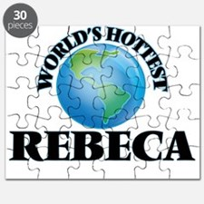 World's Hottest Rebeca Puzzle