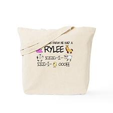 Rylee had a Farm Tote Bag