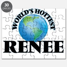 World's Hottest Renee Puzzle