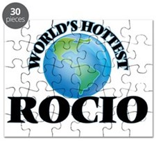 World's Hottest Rocio Puzzle