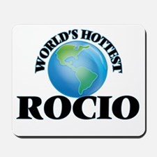 World's Hottest Rocio Mousepad