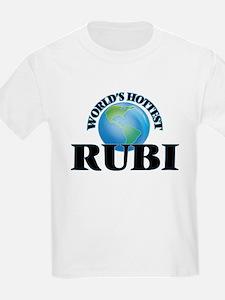 World's Hottest Rubi T-Shirt