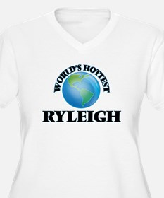 World's Hottest Ryleigh Plus Size T-Shirt