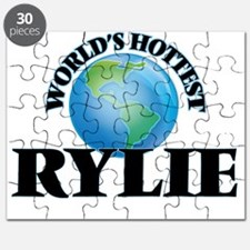World's Hottest Rylie Puzzle