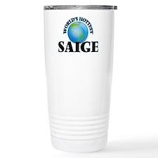 World's Hottest Saige Travel Mug