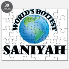 World's Hottest Saniyah Puzzle