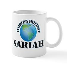 World's Hottest Sariah Mugs