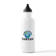 World's Hottest Sariah Water Bottle