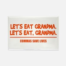 LET'S EAT GRANDMA. Magnets