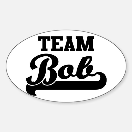 Team Bob Decal