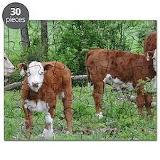 Cute Calves Puzzle
