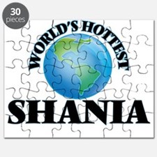 World's Hottest Shania Puzzle