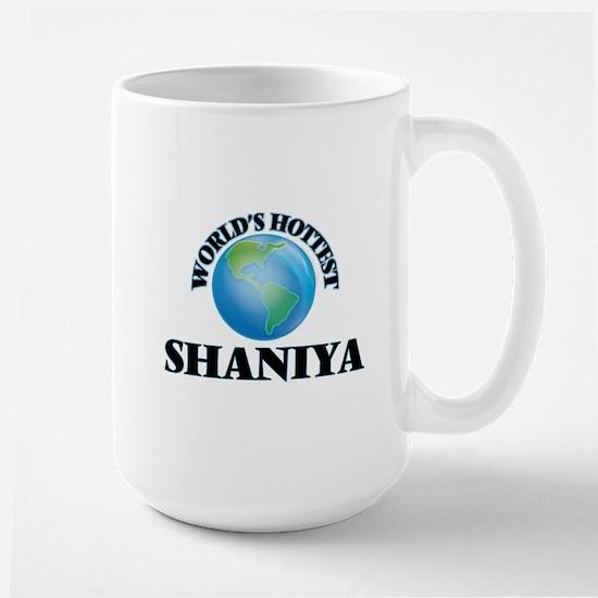 World's Hottest Shaniya Mugs