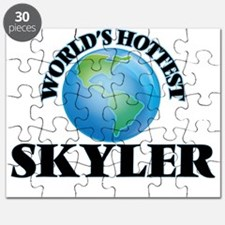 World's Hottest Skyler Puzzle