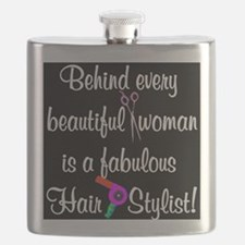INSPIRING HAIR STYLIST Flask