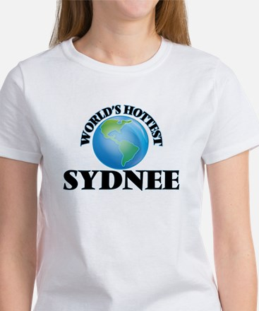 World's Hottest Sydnee T-Shirt