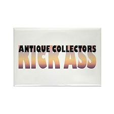 Antique Collectors Kick Ass Rectangle Magnet