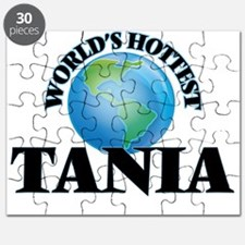 World's Hottest Tania Puzzle