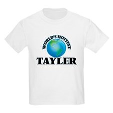 World's Hottest Tayler T-Shirt