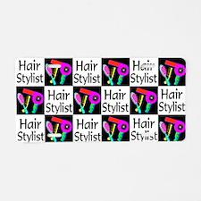 FABULOUS HAIR CUT Aluminum License Plate