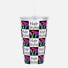 FABULOUS HAIR CUT Acrylic Double-wall Tumbler