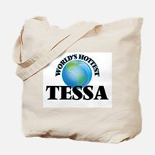 World's Hottest Tessa Tote Bag