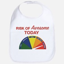 Risk of awesome today Bib