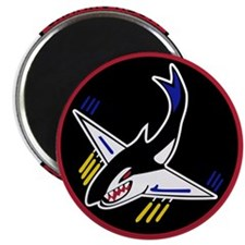 75th Fighter Squadron Magnets