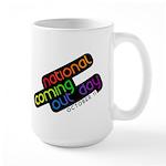 NCOD Rising Large Mug