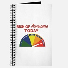 Risk of awesome today Journal