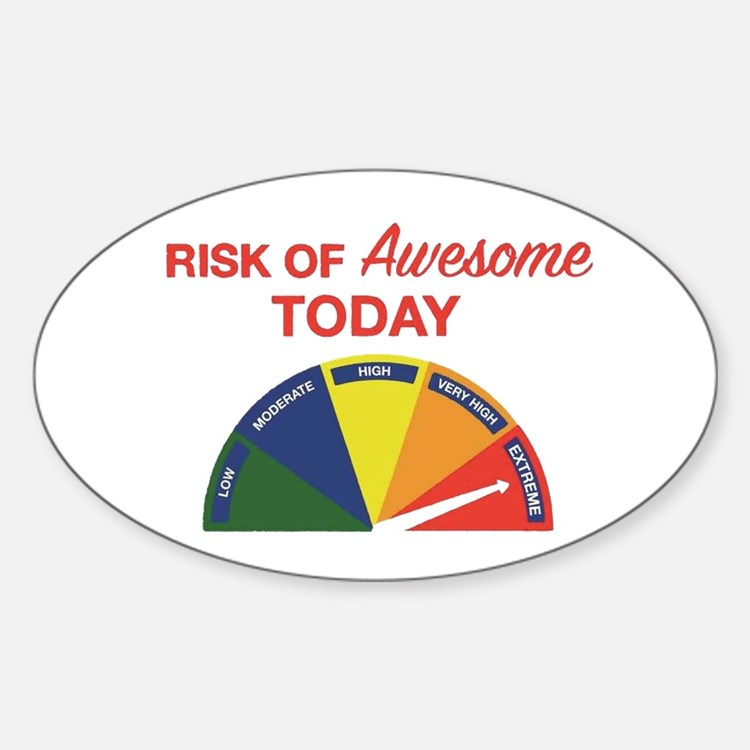 Risk of awesome today Decal