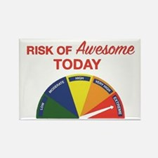 Risk of awesome today Magnets