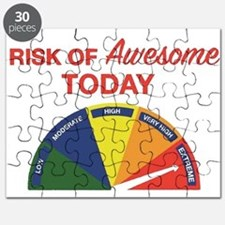 Risk of awesome today Puzzle