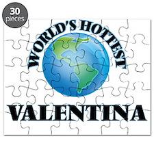 World's Hottest Valentina Puzzle