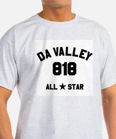 """DA VALLEY 818 ALL-STAR"" T-Shirt"