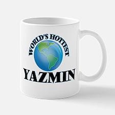 World's Hottest Yazmin Mugs