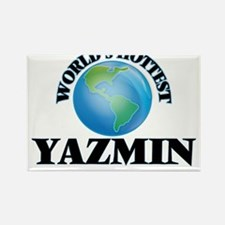 World's Hottest Yazmin Magnets