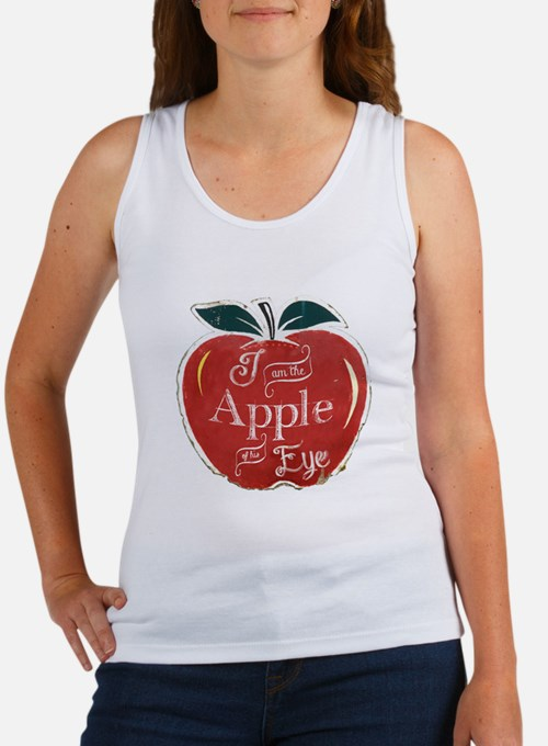I Am The Apple of His Eye Tank Top