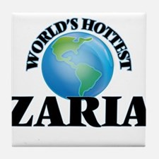World's Hottest Zaria Tile Coaster