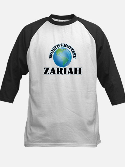 World's Hottest Zariah Baseball Jersey