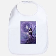 fairy and griffin Bib
