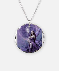 fairy and griffin Necklace