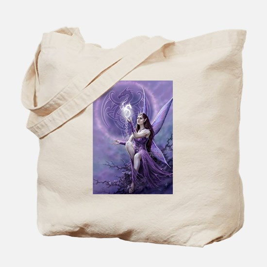 fairy and griffin Tote Bag