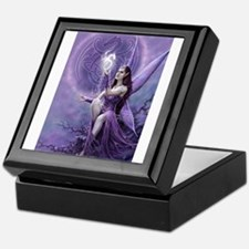 fairy and griffin Keepsake Box