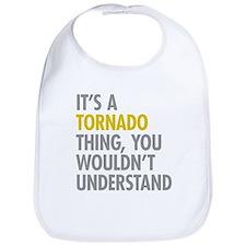 Its A Tornado Thing Bib