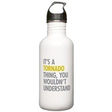 Its A Tornado Thing Water Bottle