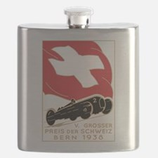 1938 Swiss Grand Prix Flask