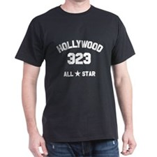 """HOLLYWOOD 323 ALL-STAR"" T-Shirt"