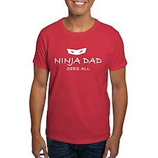 Ninja Dad T-Shirt